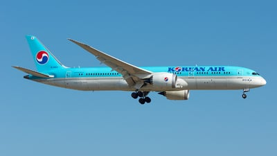 HL8084 - Boeing 787-9 Dreamliner - Korean Air