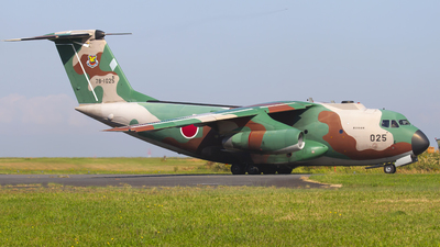 78-1025 - Kawasaki C-1 - Japan - Air Self Defence Force (JASDF)