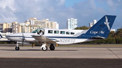 N26632 - Cessna 402C - Cape Air