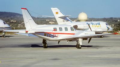 EC-CXJ - Piper PA-31P-425 Pressurized Navajo - Private