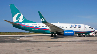 N330AT - Boeing 737-7BD - airTran Airways