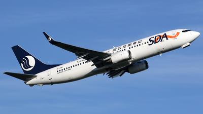B-1441 - Boeing 737-85N - Shandong Airlines