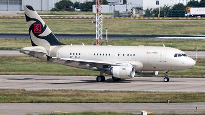 VP-CLJ - Airbus A318-112(CJ) Elite - Private