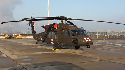 16-20866 - Sikorsky HH-60M Blackhawk - United States - US Army