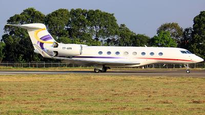 T7-ARN - Gulfstream G650 - Private