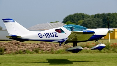 G-IBUZ - CZAW SportCruiser - Private