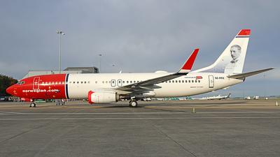 A picture of SERRX - Boeing 7378JP - [39019] - © PAUL QUINN