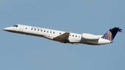 N15555 - Embraer ERJ-145LR - United Express (ExpressJet Airlines)