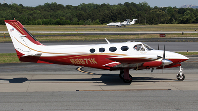 A picture of N8671K - Cessna 340A - [340A0611] - © Kevin Porter