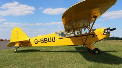 G-BBUU - Piper J-3C-65 Cub - Private