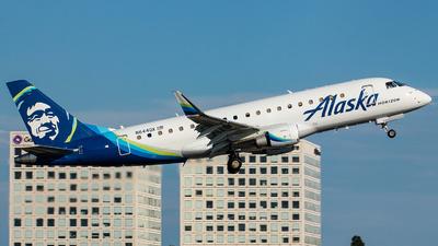 N644QX - Embraer 170-200LR - Alaska Airlines (Horizon Air)