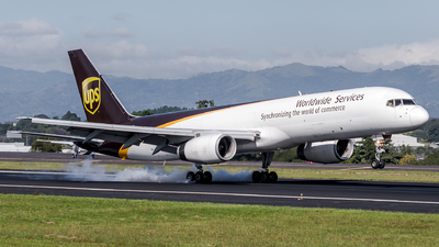 N455UP - Boeing 757-24A(PF) - United Parcel Service (UPS)