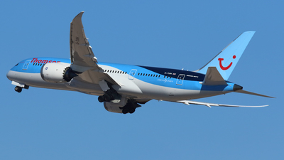 G-TUIH - Boeing 787-8 Dreamliner - Thomson Airways