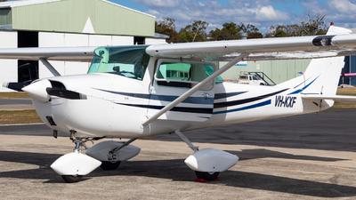 VH-KXF - Cessna 150G - Private