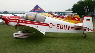 D-EDUV - Jodel DR1050 Ambassadeur - Private