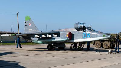 RF-91967 - Sukhoi Su-25SM Frogfoot - Russia - Air Force