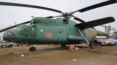 09 - Mil Mi-6 Hook - Soviet Union - Air Force