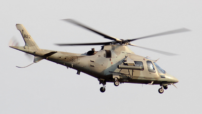 822 - Agusta-Westland AW-109E Power Elite - Philippines - Air Force