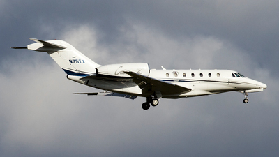 N75TX - Cessna 750 Citation X - Cessna Aircraft Company