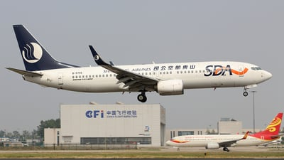 B-5755 - Boeing 737-89L - Shandong Airlines