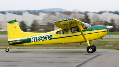 N185CD - Cessna A185F Skywagon - Private