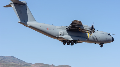 TK.23-03 - Airbus A400M - Spain - Air Force