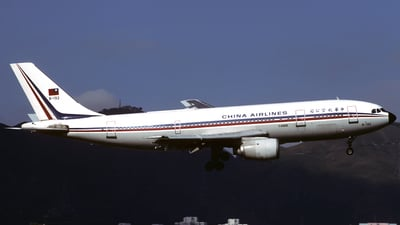 B-192 - Airbus A300B4-220 - China Airlines