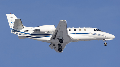 N47HF - Cessna 560XL Citation Excel - Delta Private Jets