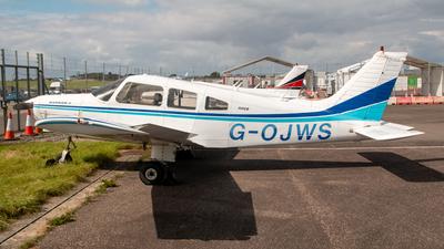 G-OJWS - Piper PA-28-161 Warrior II - Private