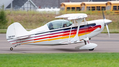 N6192 - Christen Eagle II - Private