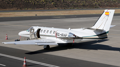 EC-KHP - Cessna 550B Citation Bravo - Gestair Private Jets