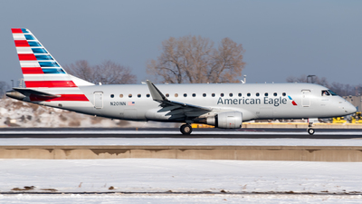 N201NN - Embraer 170-200LR - American Eagle (Envoy Air)