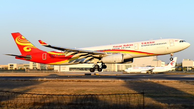 B-8016 - Airbus A330-343 - Hainan Airlines