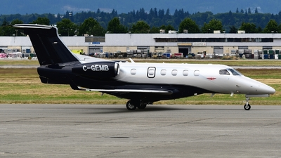A picture of CGEMB - Embraer Phenom 300 - [50500342] - © Abram Chan - AirTeamImages