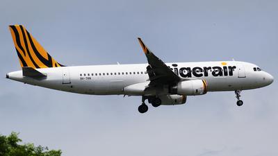 9V-TRN - Airbus A320-232 - Tigerair