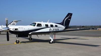 D-FSFS - Piper PA-46-500TP Meridian - Private