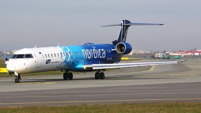 ES-ACG - Bombardier CRJ-900LR - LOT Polish Airlines (Nordica)