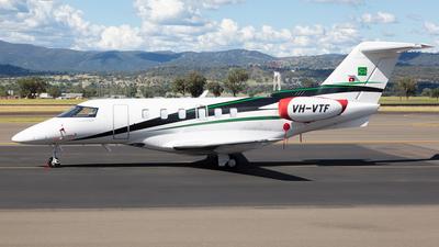 VH-VTF - Pilatus PC-24 - Private
