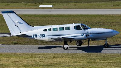 VH-UCI - Cessna 402C - Private