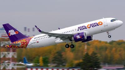 SU-BUK - Airbus A320-251N - Air Cairo