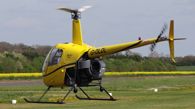 G-DLDL - Robinson R22 Beta - Private