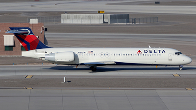 N895AT - Boeing 717-2BD - Delta Air Lines