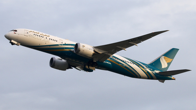 A picture of A4OSF - Boeing 7879 Dreamliner - Oman Air - © BaszB