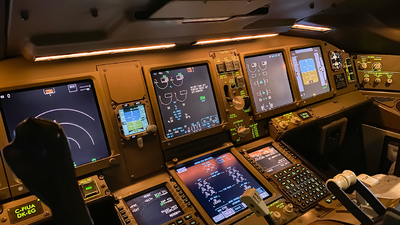 C-FIUA - Boeing 777-233LR - Air Canada