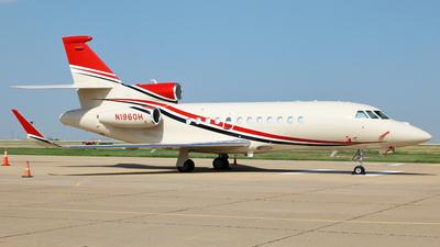 N1960H - Dassault Falcon 900LX - Private