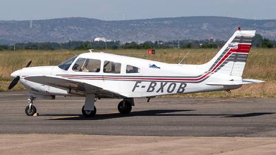 A picture of FBXOB - Piper PA28 - [28R7435198] - © Eric Verplanken