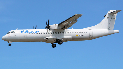 EC-LYJ - ATR 72-210A - Air Europa (Swiftair)
