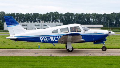 PH-WCU - Piper PA-28R-201T Turbo Cherokee Arrow III - Private