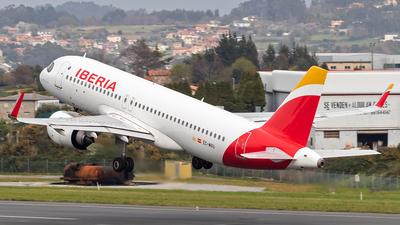 EC-MXU - Airbus A320-251N - Iberia