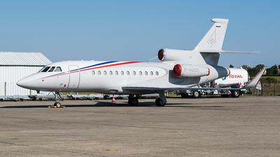 F-HAOD - Dassault Falcon 900EX - Private